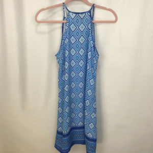 Skies Are Blue Spaghetti Strap Dress Size XS
